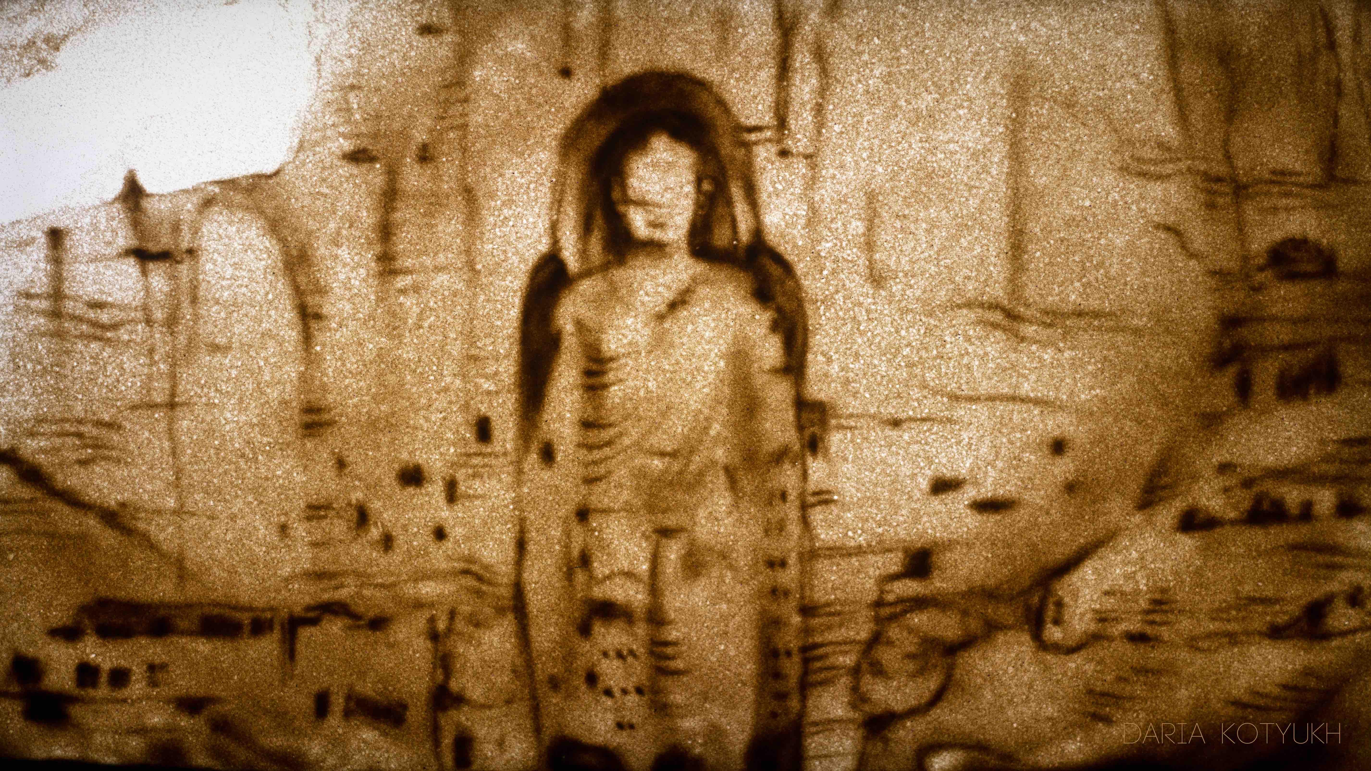Bouddahas of Bamiyan