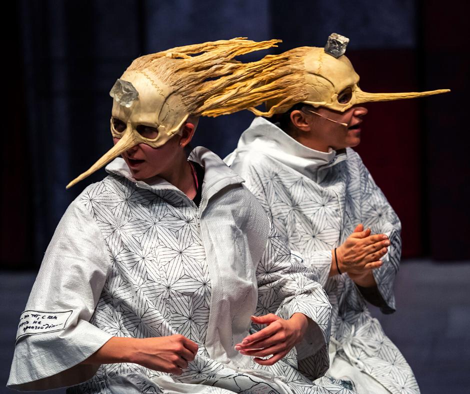 Pinocchio.Theatre © Élctro-théatre Stanislavski, Moscou