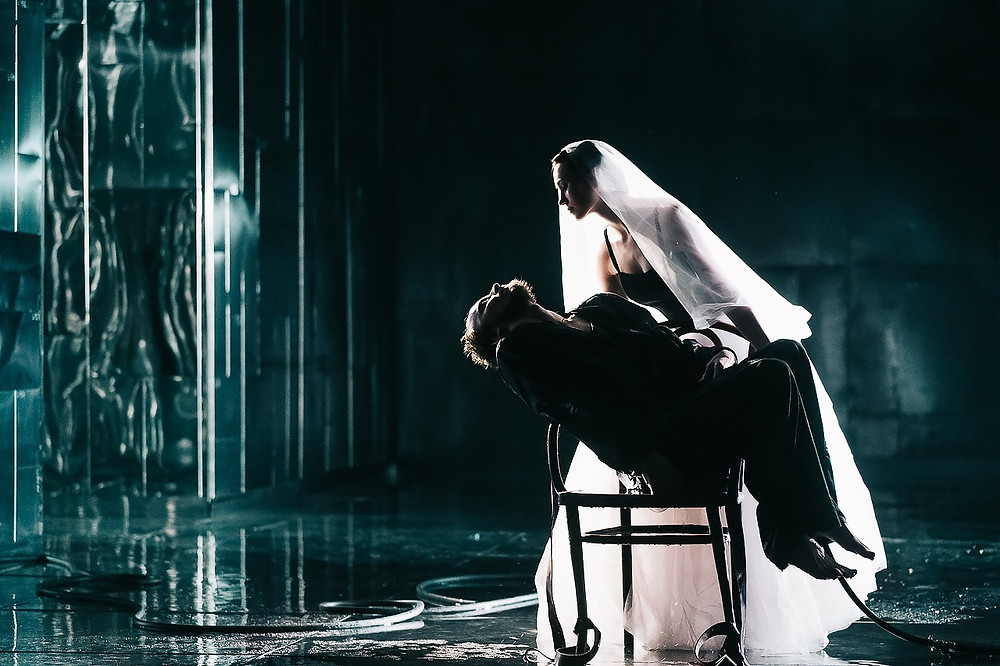 Mise en scène - Andrei Prikotenko