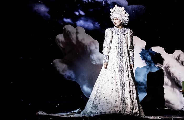 A TALE OF THE LAST ANGEL, mise en scène - Andrei Moguchy © Théâtre des Nations, Moscou