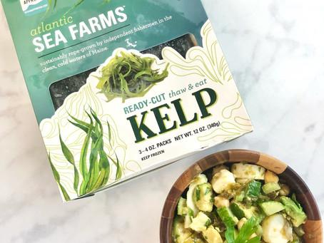 Vegan Sea Salad