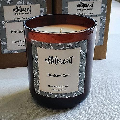 Rhubarb Tart Candle