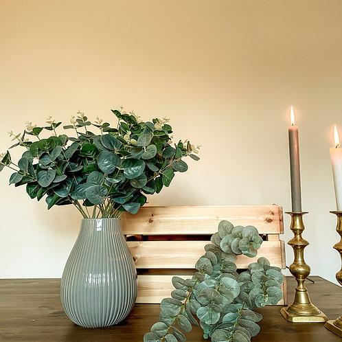 Eucalyptus Winter Floral Arrangement