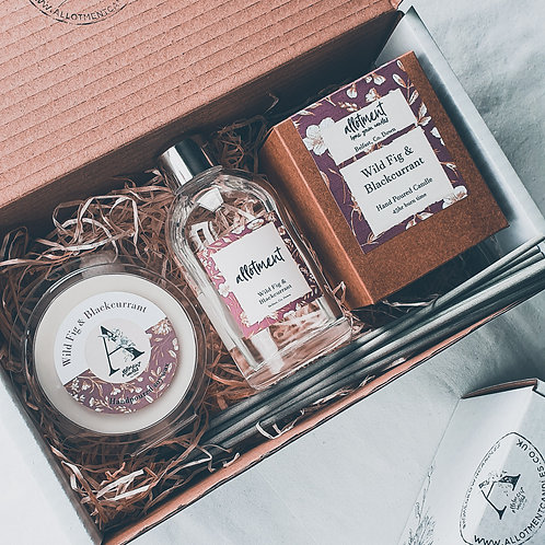 Wild Fig & Blackcurrant Gift Set