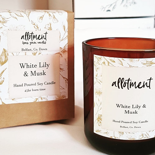 White Lily & Musk