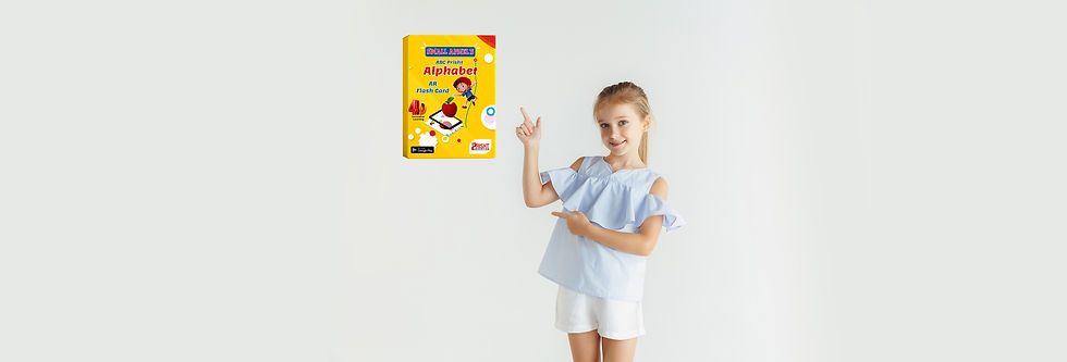 AR FLASH CARDS Augmented Reality Learning