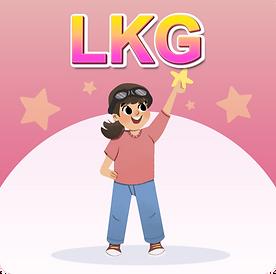 Junior K.G Learning Kit