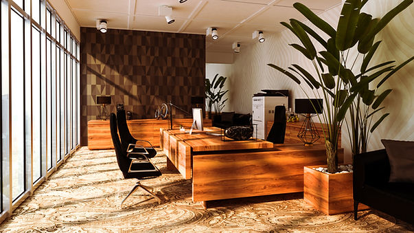 escritório gabinete agência posto