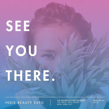 INDIE BEAUTY EXPO EVENT EXPERIENCE AND BRANDING