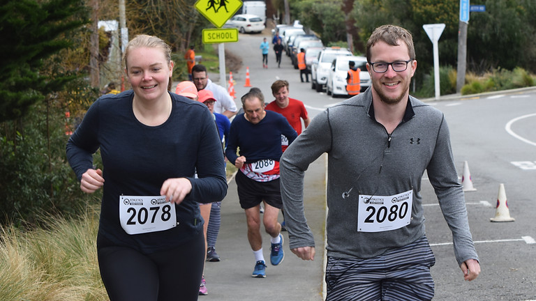 10K RUN FOR COMMUNITY RUNNERS