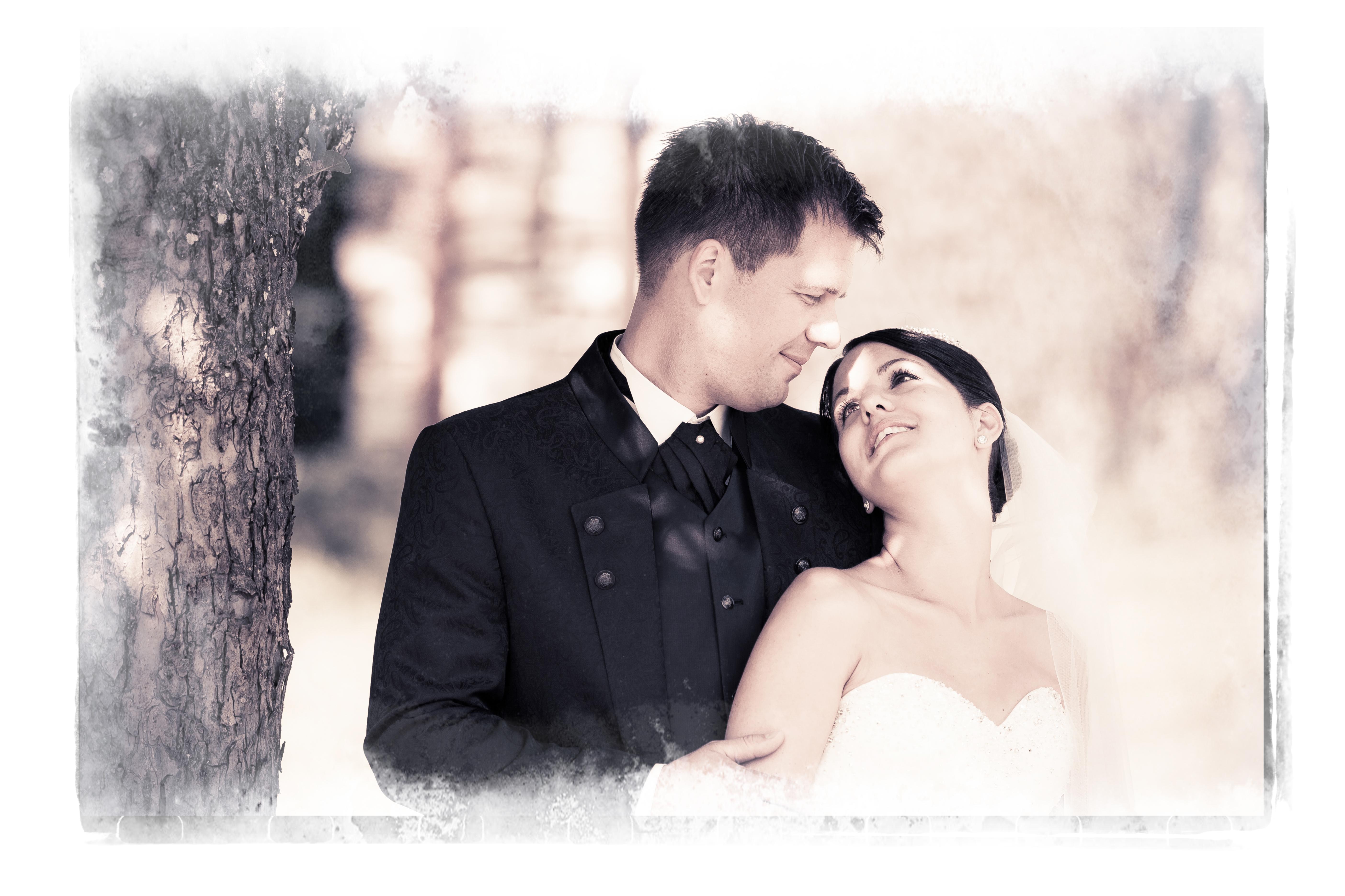 Wedding, Posing
