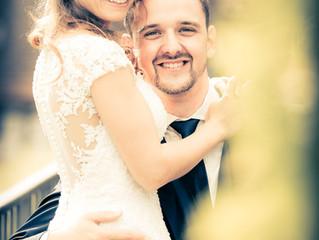 Hochzeit in Eglisau und Schaffhausen