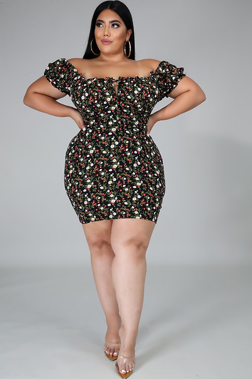 Floral Findings Dress