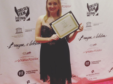 """"""" Le bonheur, si je peux ! """" remporte le prix du meilleur acteur au Chelsea Film Festival à New York"""