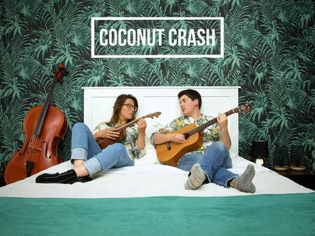 Shooting Coconut Crash