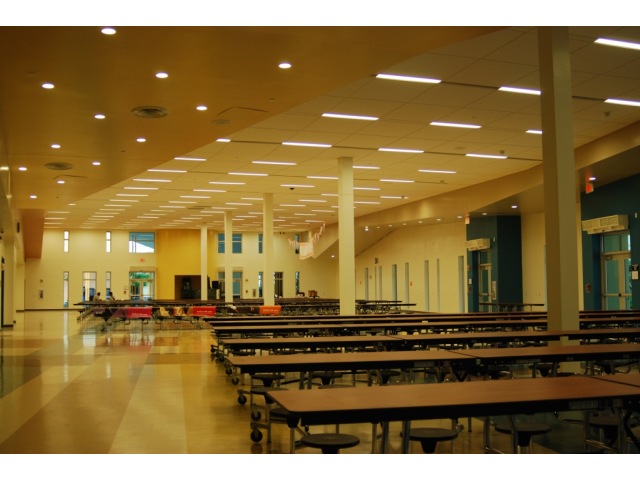 Carol City Sr. High - Dining