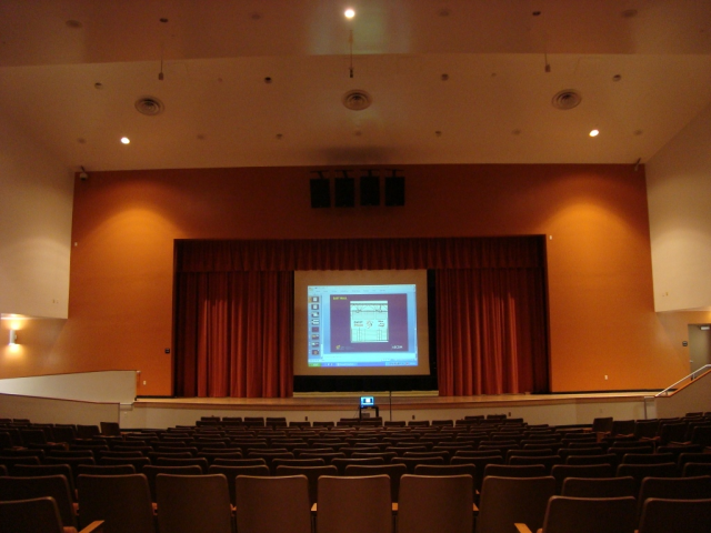 Carol City Sr. High - Auditorium