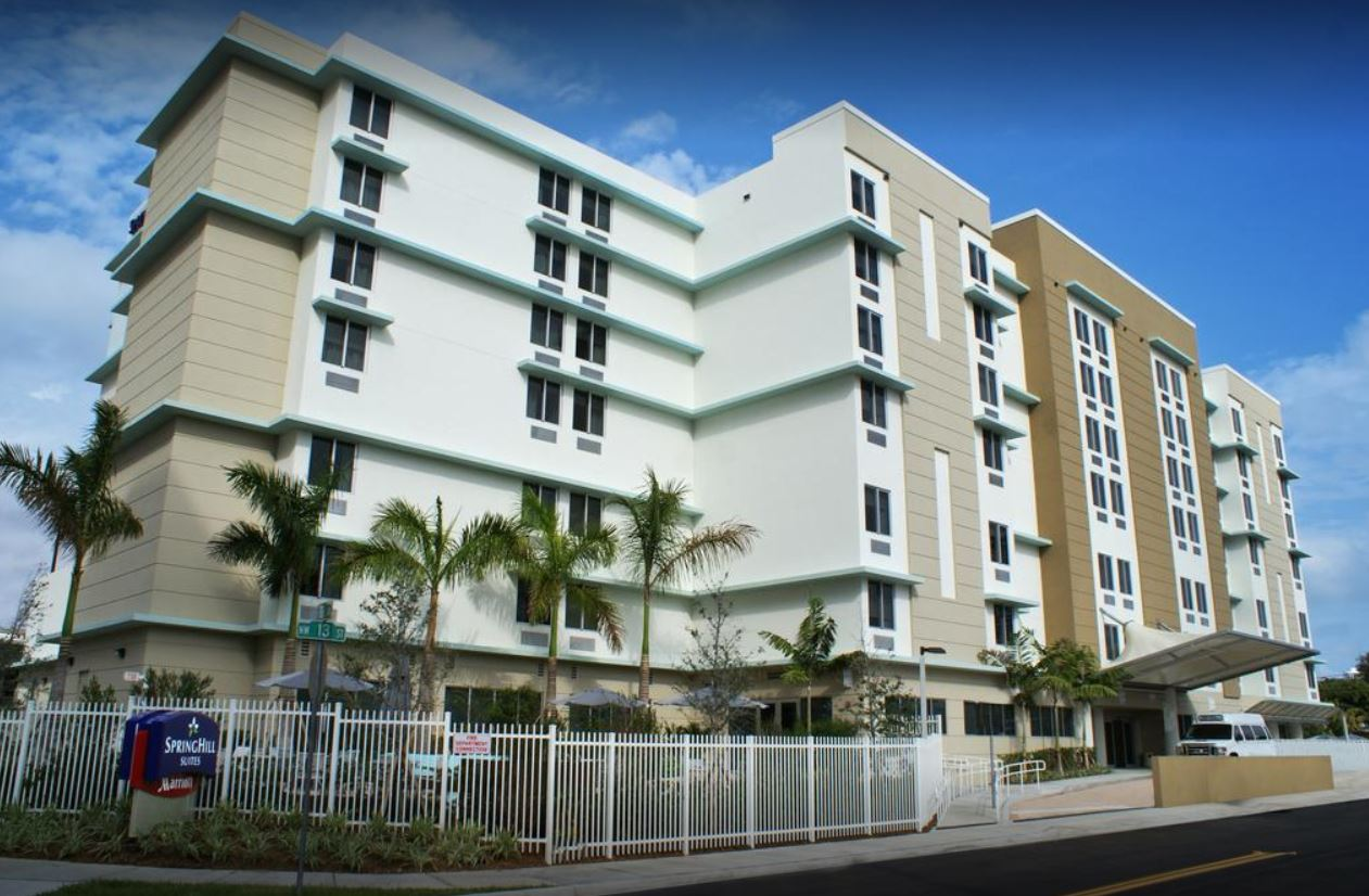 Spring Hill Suites - Miami