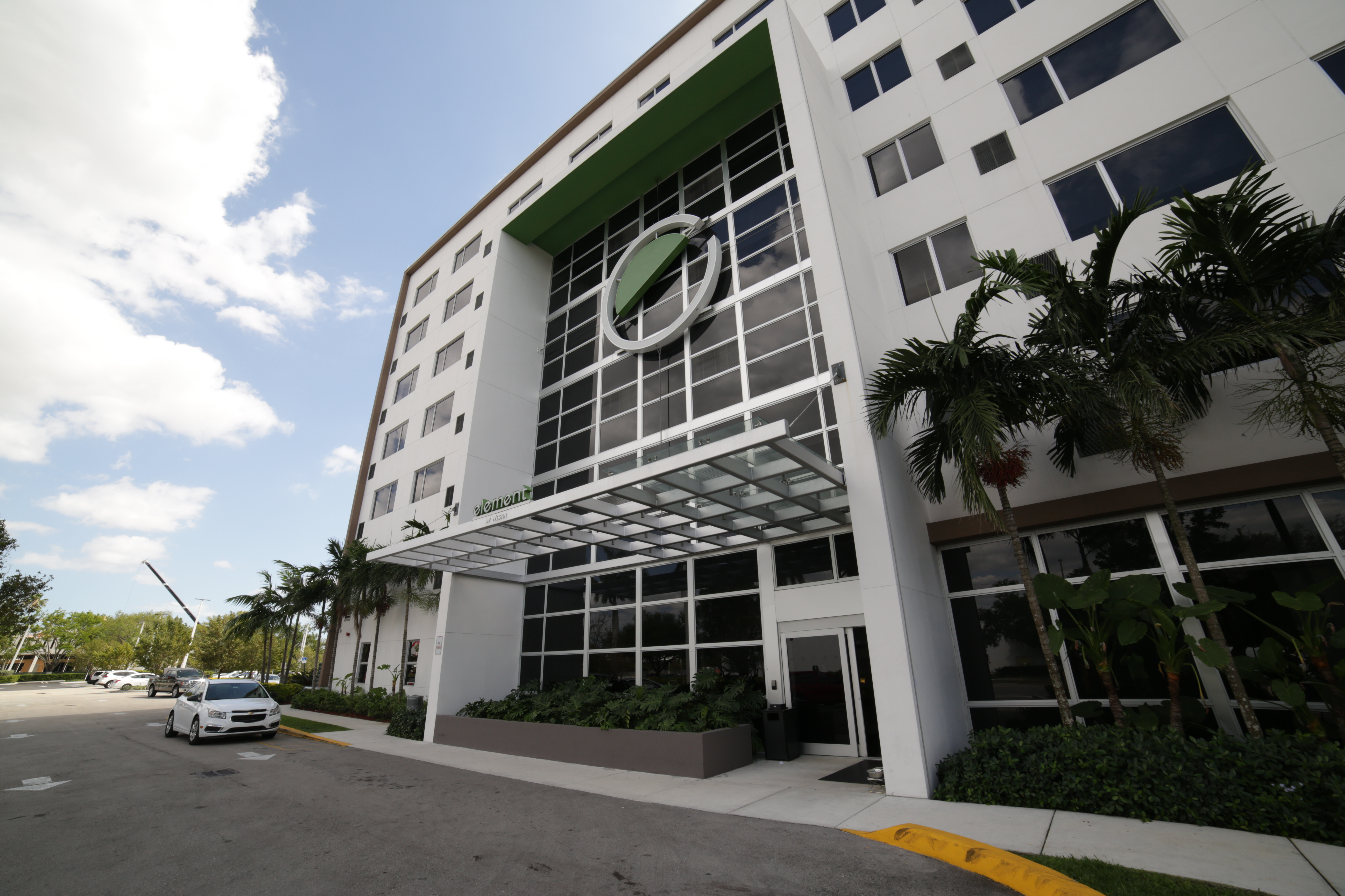 Element Hotel in Doral