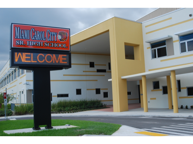Carol City Sr. High