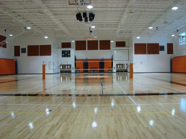 Carol City Sr. High - Gym