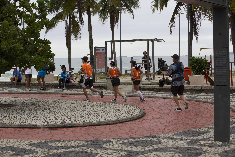 Rio steadicam