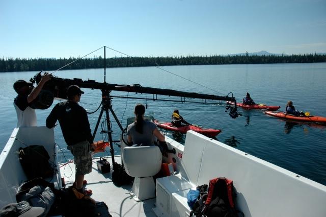 jib on a boat - Yakin