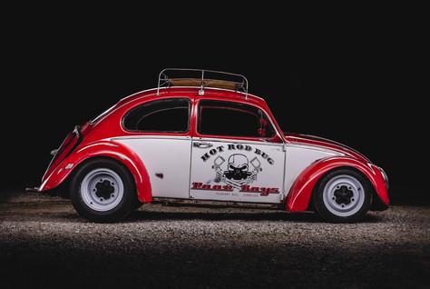 Side Profile VW Bug