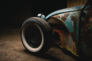 Rat Rod VW Bug