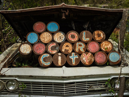 A Day at Old Car City - part 1