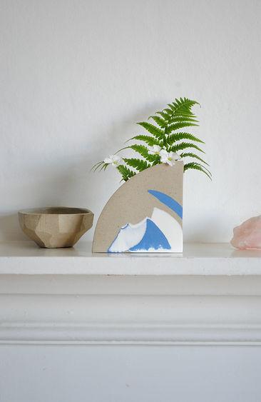 Blue and White Shape Vase.jpg
