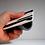 Thumbnail: Shape Vase in Black and White