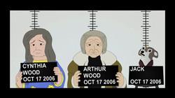 (MOVIE STILL) Animation of Arrest