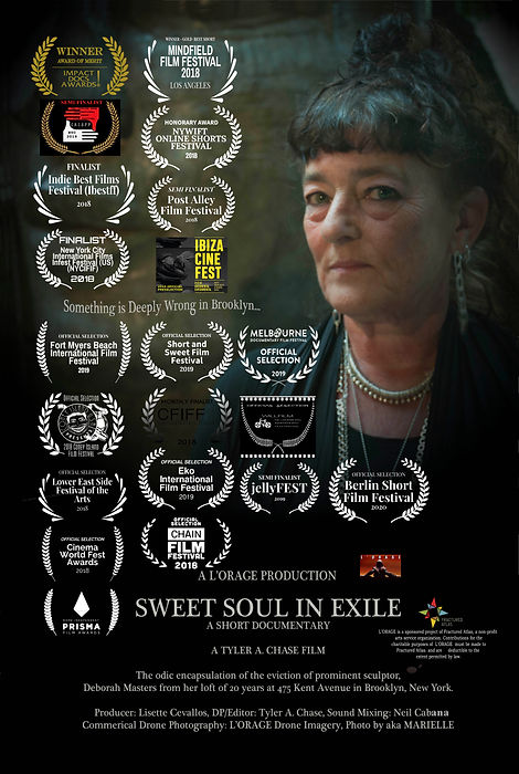Poster - Exile of a Sweet Soul for 24.5