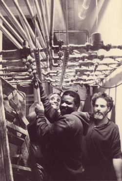 Creating a Boiler Room