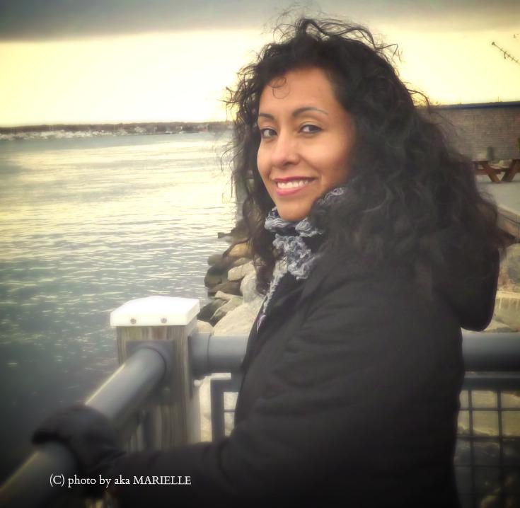 Producer, Lisette Cevallos