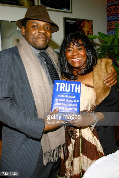 Carl ford and Susan Batson