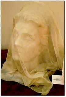 Bust of Eleonora Duse