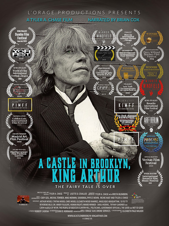 A Castle In Brooklyn Poster smaller- 18