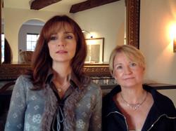 Jennifer Dale and Helen Sheehy