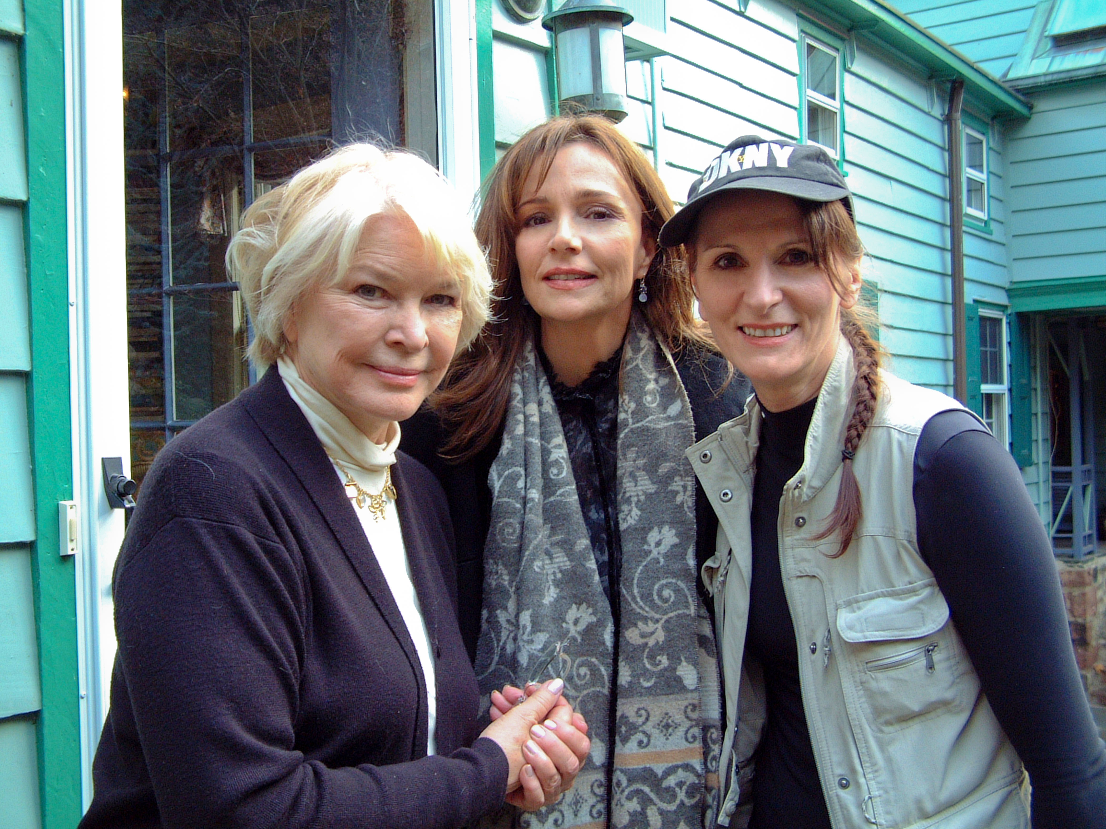 Ellen Burstyn with Tyler & Jennifer