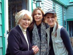 Ellen Burstyn with Tyler & Jennifer