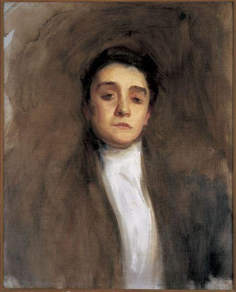 Duse by John Singer Sargent1893