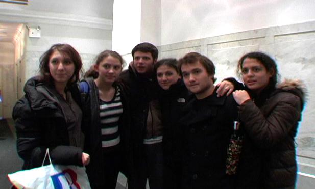 Stella Adler Students