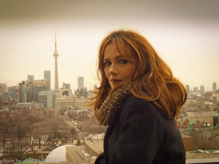 Jennifer Dale in Toronto