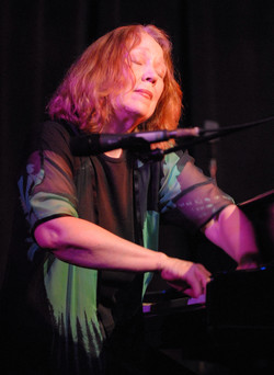 Jazz Pianist, Connie Crothers