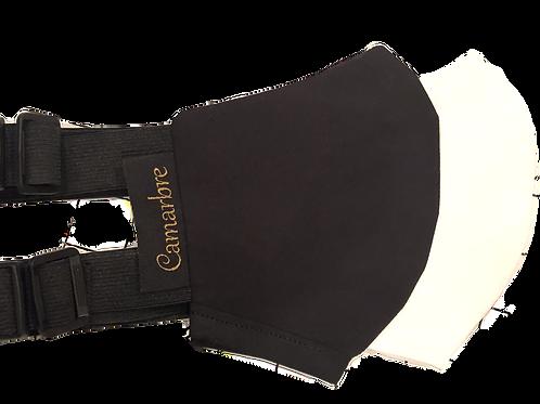 Set of Two Adjustable Cotton/Polypropylene Mask