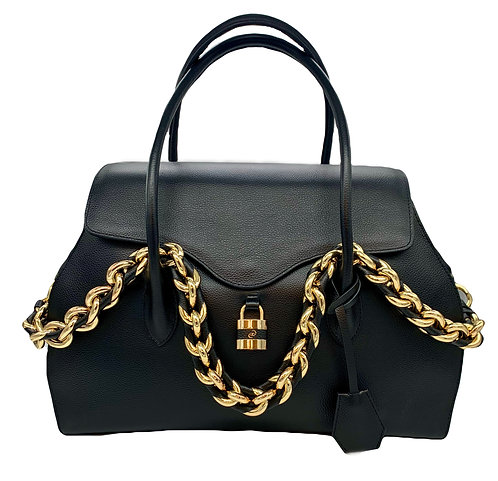 Large Black Darriel bag