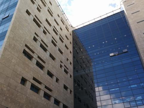 Nanotechnology Building, Bar-Ilan University