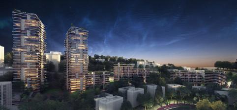 Oren complex - Urban renewal